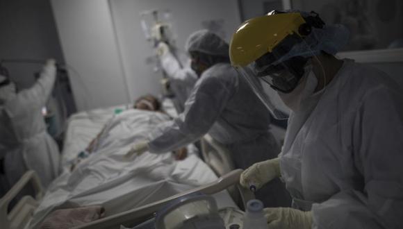 Coronavirus en Colombia   Últimas noticias   Último minuto: reporte de infectados y muertos por COVID-19 hoy, lunes 19 de julio del 2021. (Foto: Ivan Valencia/Bloomberg).