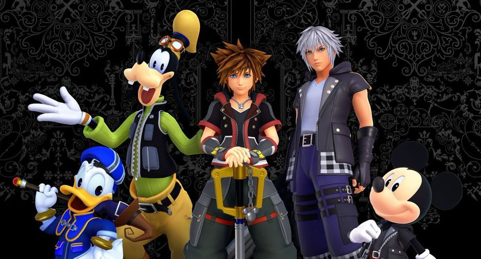 Kingdom Hearts III – 29 de enero del 2019 (Foto: PlayStation)