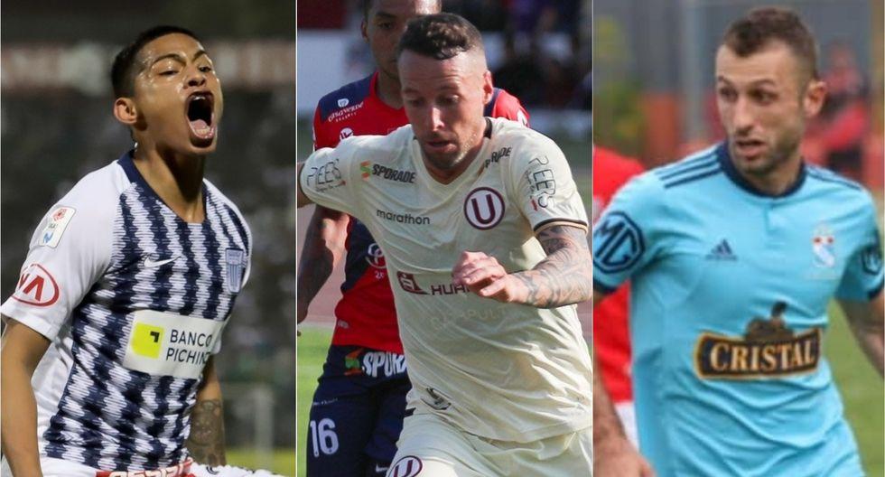 Cristal, Alianza y Universitario se unen para replantear los Estatutos de la Federación Peruana de Fútbol.
