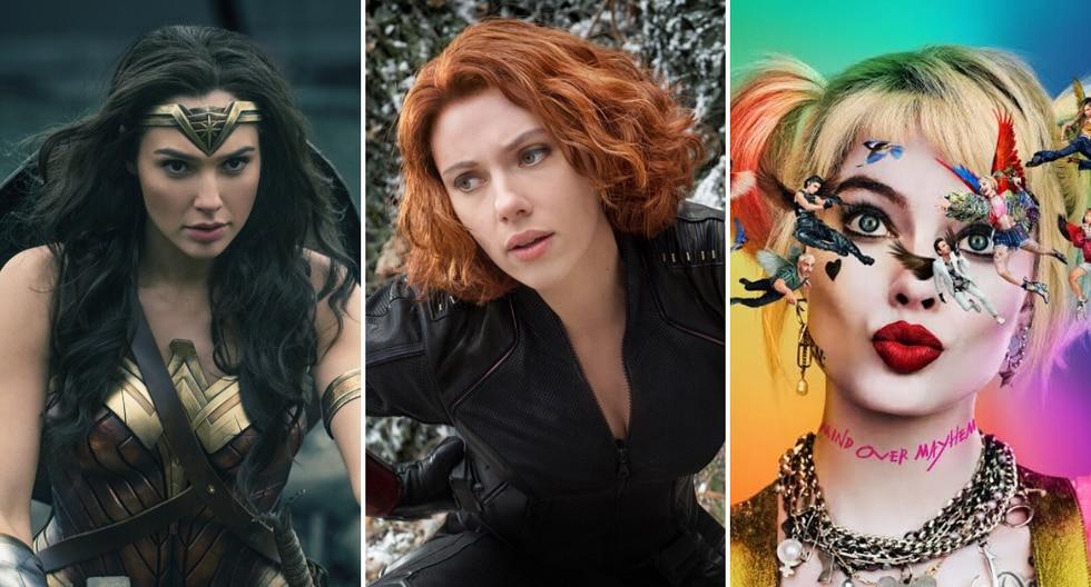 """""""Wonder Woman 1984"""", """"Black Widow"""" y el """"spin-off"""" de Suicide Squad -""""Birds of Prey""""-, protagonizarán un año con una muy feminista oleada de películas de superheroínas. (Foto: AP/Warner Bros)"""