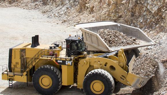 El crecimiento se vio reflejado en la mayoría de los rubros, siendo el más destacado Equipamiento Minero que registró el mayor monto de inversión con US$ 169 millones. (Foto: GEC)