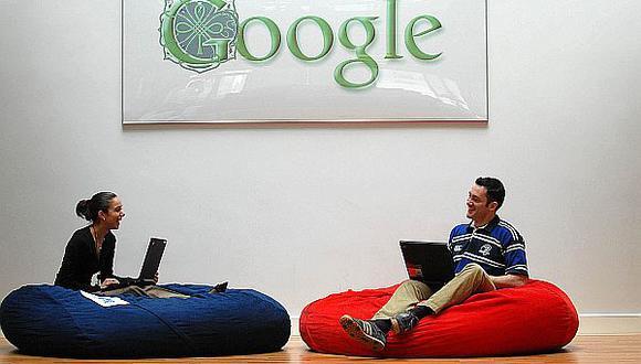 Google ocupó el primer lugar en el ránking de 25 mejores multinacionales que elabora Great Place to Work.