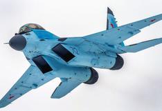 Rusia: El moderno caza MIG-35 estará equipado con armas láser