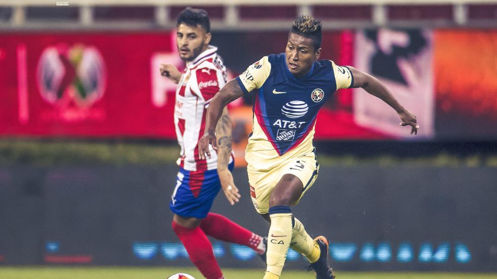 América enfrentó a Chivas por la Liga MX