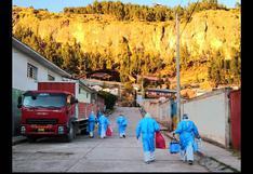 Autoridades de Apurímac piden que se retome la cuarentena por 30 días en esta región