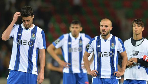 UEFA sanciona al Porto por incumplir 'fair-play' financiero y lo castiga en Champions. (Foto: AFP)