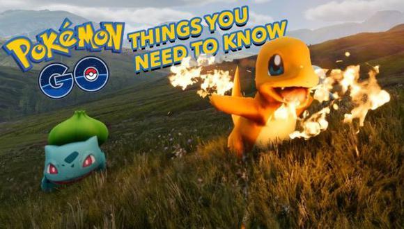 ¿Pokémon Go es realidad virtual o realidad aumentada?