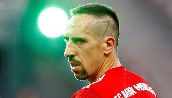 Franck Ribery se despedirá de Bayern Munich al final de temporada. (Foto: Reuters)