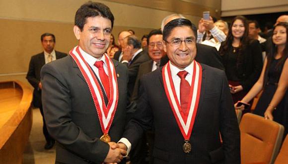 CNM juramenta a dos nuevos magistrados supremos
