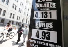 Dólar se apreció 1,08% en setiembre pese a que el BCR vendió US$ 2.822 millones en el mes