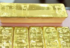 Oro toca máximo en un mes por retroceso del dólar y de rendimientos de bonos del Tesoro