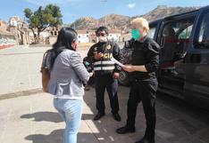 Cusco: Pareja cobraba S/ 200 por resultados falsos de prueba negativa de COVID-19