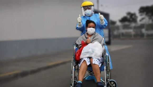 Unos 4.022 han podido ser dados de alta satisfactoriamente luego de vencer a la enfermedad y otros siguen internados luchando contra el virus. (Foto: Minsa)