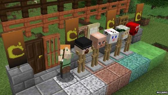 Microsoft estaría por comprar el popular videojuego Minecraft
