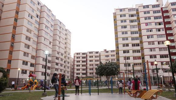 El Gobierno explicó su plan para entrega de viviendas ante el Congreso de la República. (Foto: Diana Chávez | GEC)