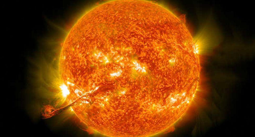 (Imagen referencial: NASA/GSFC/SDO)