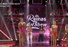 """""""Reinas del Show"""": Jossmery Toledo y Carla Rueda 'Cotito' van a sentencia en  el programa   VIDEO"""