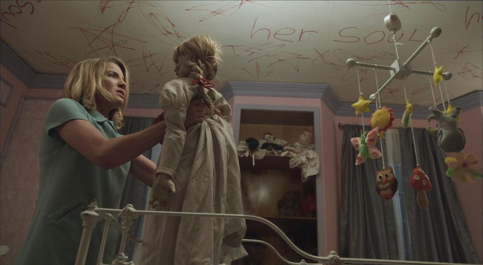 """""""Annabelle"""" se estrena este jueves: aquí imágenes de la cinta - 3"""