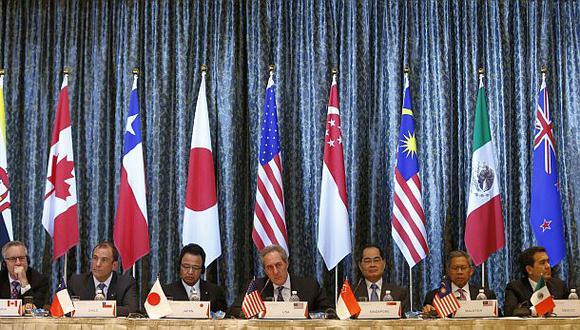 Se estancan las negociaciones del Acuerdo Transpacífico