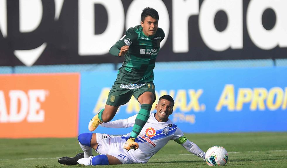 Alianza Lima enfrentó a Alianza Atlético por la Liga 1 | Foto: Liga de Fútbol Profesional
