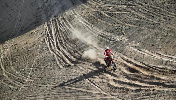 Motos y cuatrimotos no tendrán competencia este jueves en el Dakar 2018. (Foto: ITEA Photo)