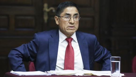 Audiencia de extradición contra César Hinostroza resolvió situación de Hinostroza. (Foto: GEC)