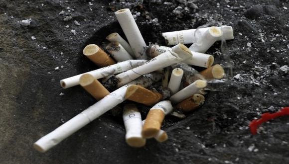 Una ley obligará a usar cajetillas de cigarrillos genéricas