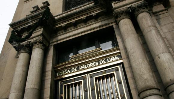 El Índice SP/BVL Perú General bajó 1.16%. (Foto: Archivo El Comercio)