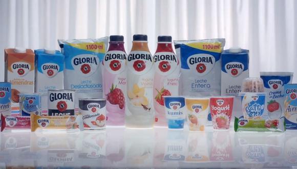 El Grupo Gloria adquirió el 100% de las acciones de la firma Algarra de Colombia en el 2004, y esta es la cuarta marca más consumida en el mercado bogotano. Además de productos lácteos, la empresa incluyó en su portafolio barras de cereal.