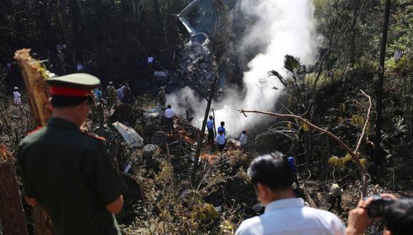 Muere ministro de Defensa de Laos en accidente aéreo