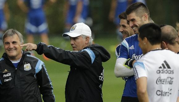 ¿Qué dijo Sabella sobre su posible renuncia a Argentina?