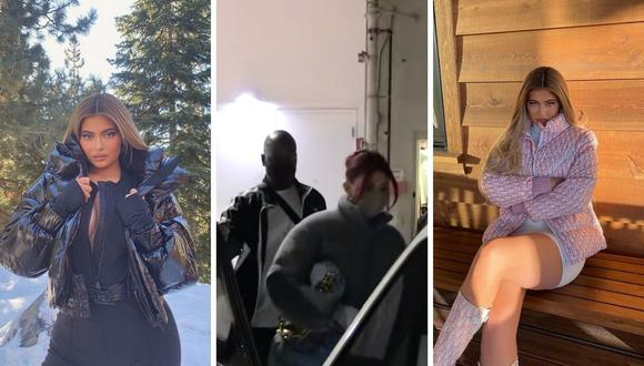 Kylie Jenner siempre ha mostrado su gusto por las prendas de origen animal. (Foto: Instagram / @kyliejenner).