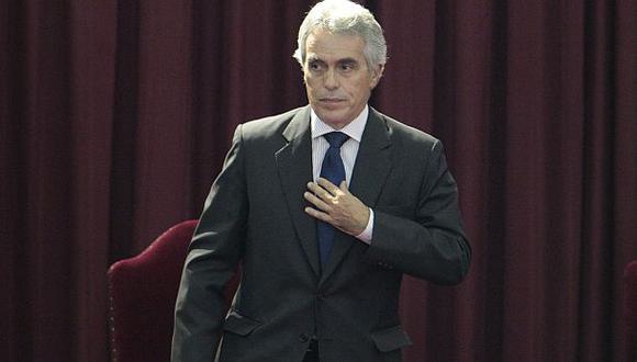 Diego García Sayán declinó ser el candidato del Perú a la OEA