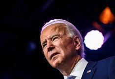 """Biden dice que los estadounidenses """"no aceptarán"""" que se ignoren los resultados de las elecciones"""