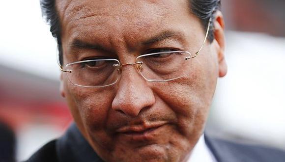 Ministro de Transportes y Comunicaciones, Carlos Paredes (Foto: Archivo El Comercio)