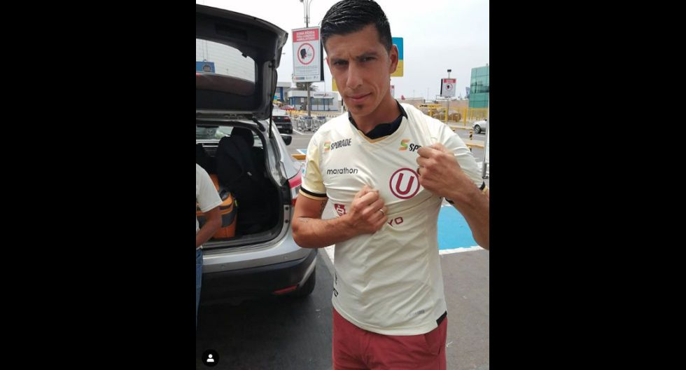 Federico Alonso procedente de Cerro de Uruguay. (Foto: Twitter)