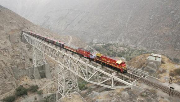 Se espera adjudicar el Ferrocarril Huancayo - Huancavelica por US$ 269 millones este año.