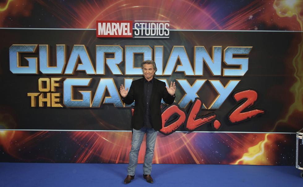 """""""Guardianes de la galaxia 2"""": Así fue la premiere en Londres - 33"""