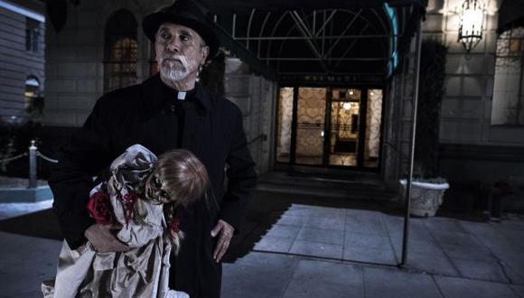 """Annabelle"" retirada de cines franceses por incidentes en salas"
