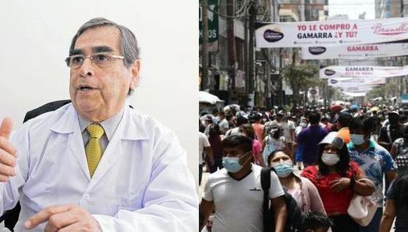 El exministro de Salud, Óscar Ugarte, opinó respecto a la medida tomada por el Ejecutivo de clasificar a las regiones en distintos niveles de alerta sanitaria.