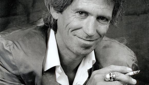 Rolling Stones: la historia del famoso anillo de Keith Richards