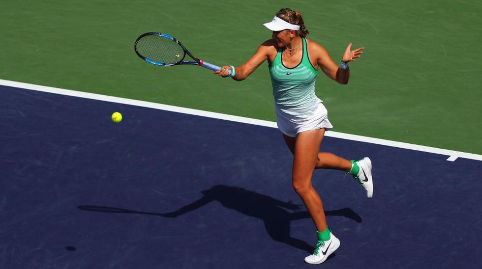 Azarenka ganó Indian Wells y Serena le hizo esta mueca [FOTOS] - 5