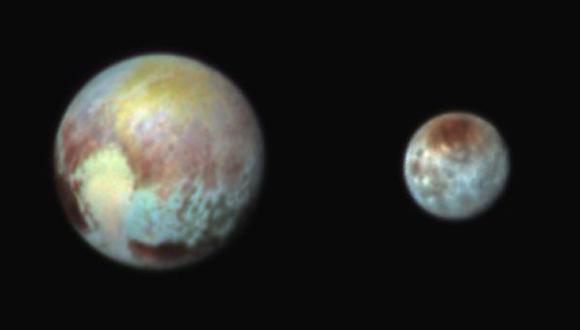 NASA confirma que New Horizons se acercó con éxito a Plutón