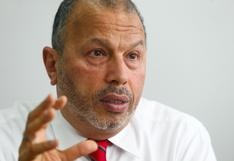 """Hugo Coya indica que """"es realmente preocupante"""" lo manifestado por el ministro Silva sobre TV Perú"""