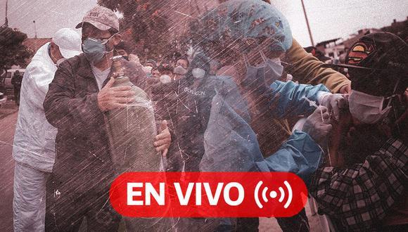 Coronavirus Perú EN VIVO | Últimas noticias, cifras oficiales del Minsa y datos sobre el avance de la pandemia en el país, hoy viernes 17 de julio de 2020, día 124 del estado de emergencia | Foto: Diseño GEC