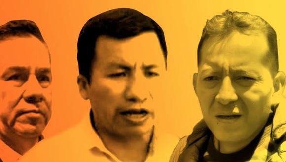 Aunque hay coincidencias en cuanto a la agenda programática entre el llamado Frente Patriótico Etnocacerista y el grupo de etnocacerista dentro de UPP, el congresista Posemoscrowte Chagua consideró que las diferencias están en la historia política que ellos tienen. (Composición: El Comercio)
