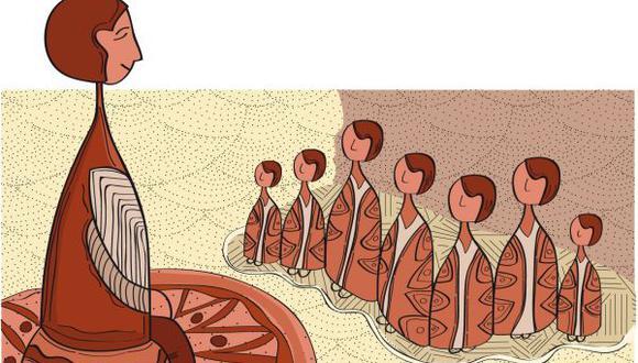 Un cuento dominical: Un día de clases
