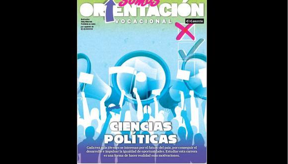 La última edición de la revista Somos OV.