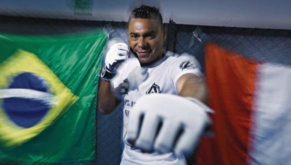 Santiago Salazar también es un aficionado de las artes marciales. (Foto: GEC).