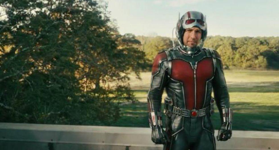 """""""Ant-man"""" - 1 de septiembre (Foto: Netflix)"""